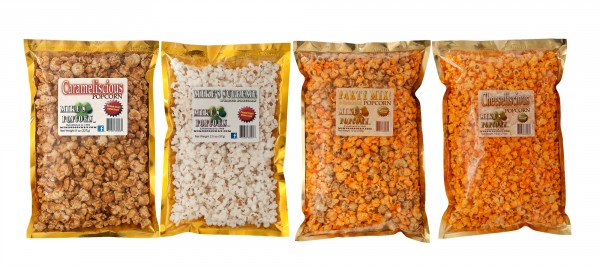 Mike's Sampler Popcorn