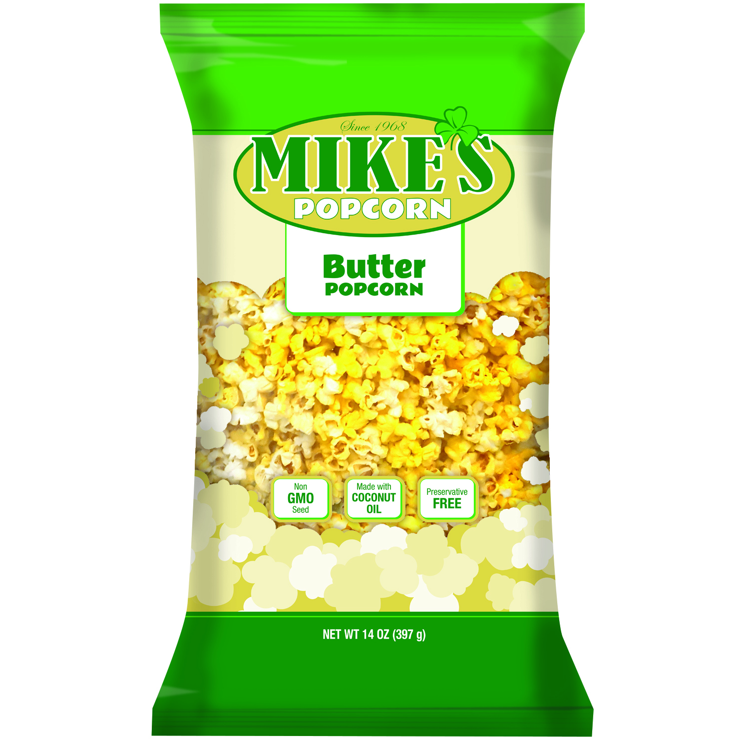 Butter Popcorn Mike S Popcorn
